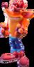 Crash Bandicoot 4 pose- by danyq94
