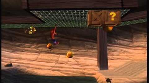 Crash Bandicoot The Wrath of Cortex 106% PLAYTHROUGH Part 65 Gold Rush Death Route-1