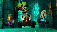 Cortex Castle Nitro-Fueled