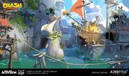 Give 'Em a Broadside! Xbox One achievement