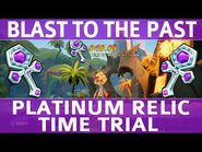 Crash Bandicoot 4 - Blast to the Past - Platinum Time Trial Relic (0-50
