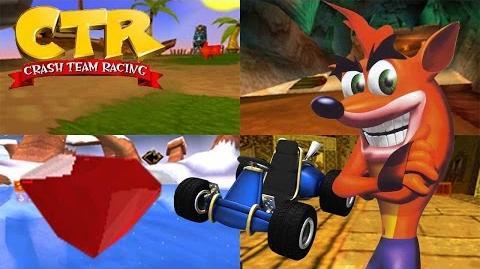 Crash Team Racing - Red Gem Cup-0