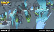 IAT stay frosty cave concept