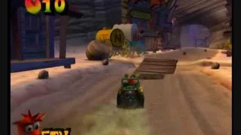 Crash Bandicoot The Wrath Of Cortex - 106% & All Platinums, Part 12 Smokey And The Bandicoot-0