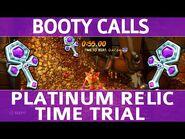 Crash Bandicoot 4 - Booty Calls - Platinum Time Trial Relic (0-55