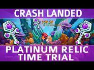 Crash Bandicoot 4 - Crash Landed - Platinum Time Trial Relic (1-39