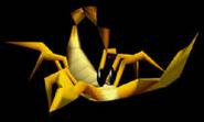 Scorpion Enemy