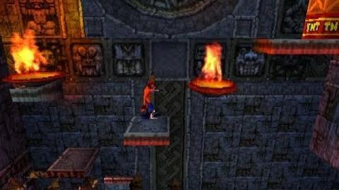 Crash Bandicoot - E3 Beta Version, Part 15 Sunset Vista