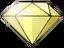 Yellow gem icon twinsanity