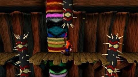 Crash Bandicoot - E3 Beta Version, Part 3 The Great Gate-0