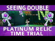 Crash Bandicoot 4 - Seeing Double - Platinum Time Trial Relic (1-19