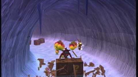 Crash Bandicoot The Wrath of Cortex 106% PLAYTHROUGH Part 61 Arctic Antics Death Route