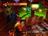 Pinstripe Potoroo (Boss Fights)