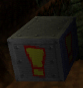Exclamation crate