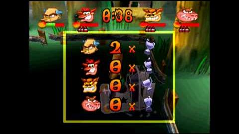 Swamp Fox - Trophy - Crash Bash - 200% Playthrough (Part 74)