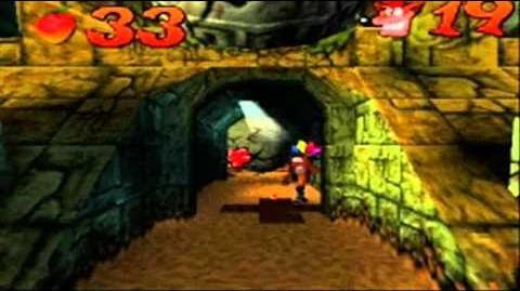 Crash Bandicoot Japanese Version 100% Part 5 - Boulders - Indianish Jones