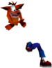 Crash Bandicoot 3 Warped Crash Bandicoot