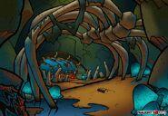 Rootubes-caves