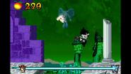 Crash As An Angel Carrying Polar 2
