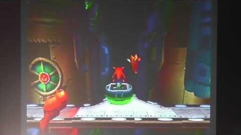 Crash Bandicoot 2 All Death Routes Walkthrough-Piston it Away-2