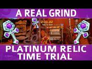 Crash Bandicoot 4 - A Real Grind - Platinum Time Trial Relic (0-55