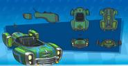 Galactic cruiser concept