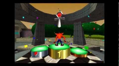 Coco Park - Platinum Relic - Crash Team Racing - 101% Playthrough (Part 46)