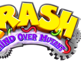Crash: Mind Over Mutant script