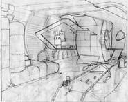 N. gin battleship bilge concept