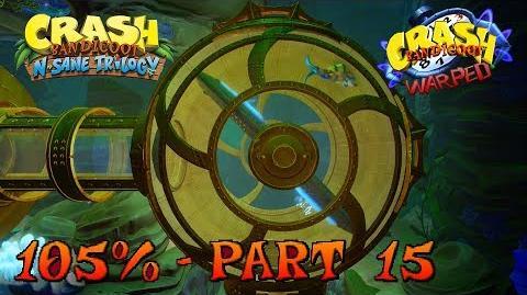 Crash Bandicoot 3 - N