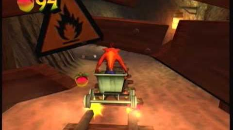 Crash Bandicoot The Wrath of Cortex 106% PLAYTHROUGH Part 66 Compactor Reactor Gem Path