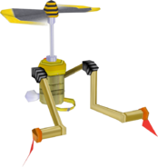 Crash Bandicoot The Wrath of Cortex Copter Pack