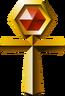 Crash Bandicoot 3 Warped Gold Relic