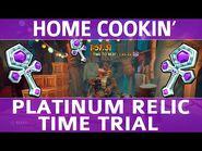 Crash Bandicoot 4 - Home Cookin' - Platinum Time Trial Relic (1-57