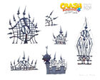 IAT cortex castle fencing concept