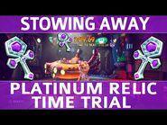 Crash Bandicoot 4 - Stowing Away - Platinum Time Trial Relic (1-09