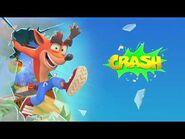 Crash Bandicoot- On the Run! (EN)