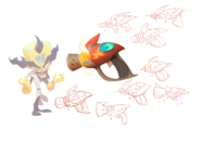 IAT Cortex's ray gun concept