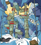 Ice Climb concept