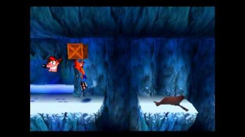 Snow Go - Clear Gem - Crash Bandicoot 2 Cortex Strikes Back - 100% Playthrough (Part