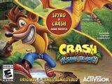 Spyro Reignited Trilogy + Crash Bandicoot N. Sane Trilogy Bundle