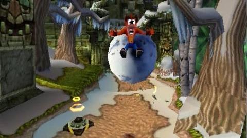 Crash Bandicoot 2 Beta, Part 6 Crash Dash-1