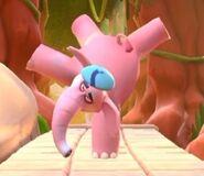 Pink Elephant's Frosty