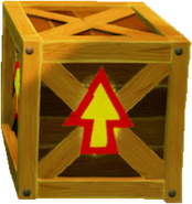 Wooden Arrow Crate N. Sane Trilogy