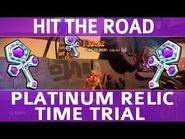 Crash Bandicoot 4 - Hit the Road - Platinum Time Trial Relic (1-32
