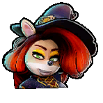 CTRNF-Witch Tawna Icon