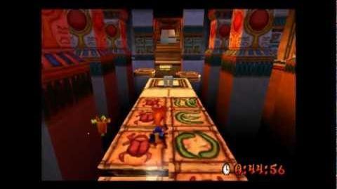 Tomb Time - Platinum Relic - Crash Bandicoot 3 Warped - 105% Playthrough (Part 37)