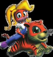 Crash Bandicoot 3 Warped Coco Bandicoot Pura