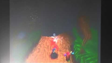 Crash Bandicoot 2 All Death Routes Walkthrough-Night Fight