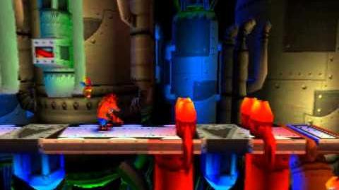 Crash Bandicoot 2 Beta, Part 33 Spaced Out